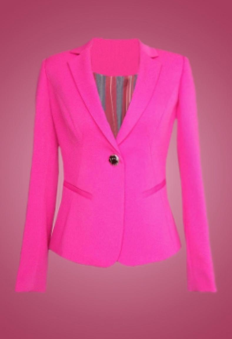 Áo Vest hồng