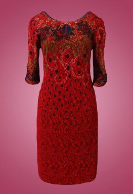 Đầm thun xốp bông