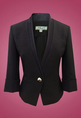 Áo vest kim tuyến